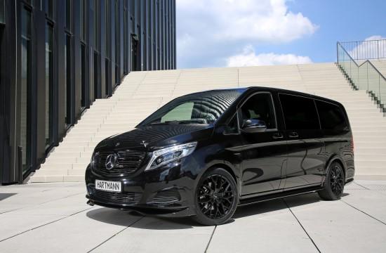 VANSPORT.DE Mercedes V-250 Black Pearl