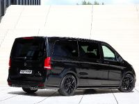2018 VANSPORT.DE Mercedes V-250 Black Pearl , 5 of 15