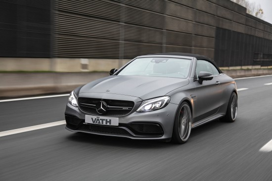 VATH Mercedes-AMG C-Class Coupe and Cabriolet