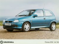 2018 Vauxhall Corsa GSi, 3 of 3