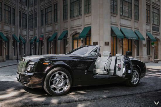 Vilner Rolls-Royce Phantom Drophead Coupe