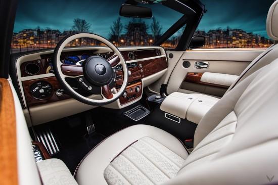 Vilner Rolls-Royce Phantom Drophead Coupe