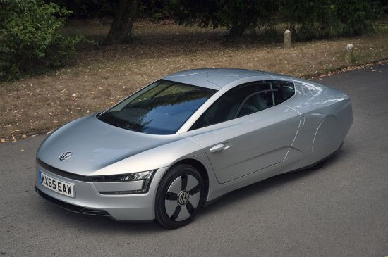 Volkswagen XL1 Hybrid Concept
