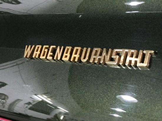 Wagenbauantsalt Porsche 911 Turbo