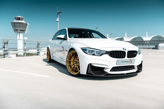 Wetterauer Performance BMW M3 GTS+