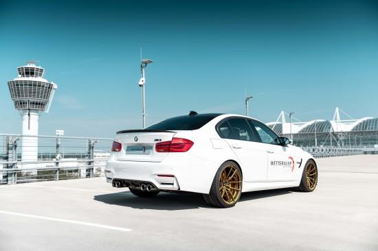 Wetterauer Performance BMW M3 GTS+