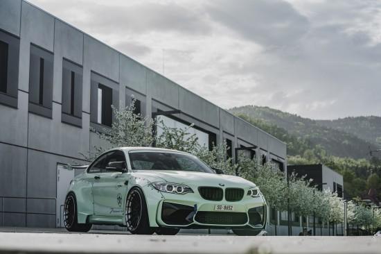 Z-Performance BMW M2