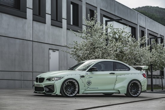 Z-Performance BMW M2