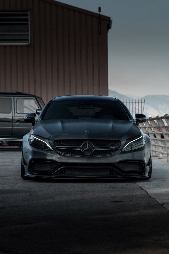 Z-Performance Mercedes-AMG C 63 Coupe The Dark Knight