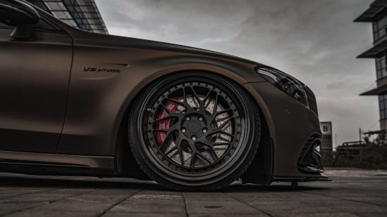 Z-Performance Mercedes-AMG C 63