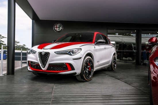 Alfa Romeo Racing Edition