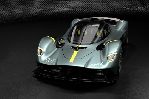 Aston Martin Valkyrie AMR track Performance