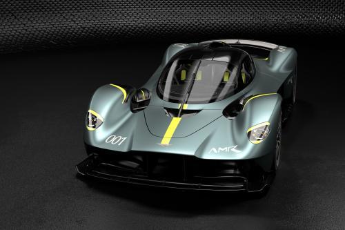 Aston Martin Valkyrie AMR track Performance - фотография aston martin