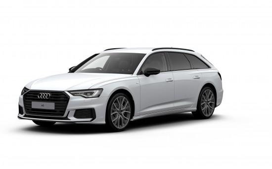 Audi A6 Black Editions