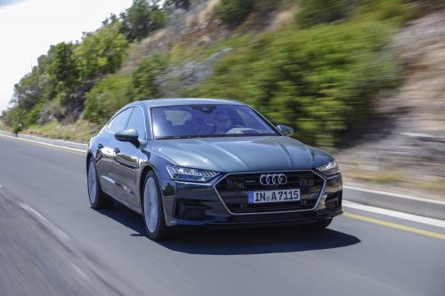 Audi A7 - 2019 - фотография audi