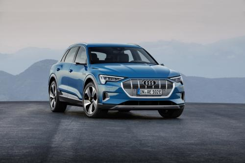 Audi e-tron launch edition