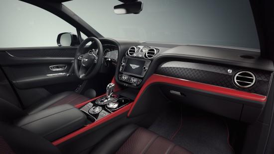 2019 Bentley Bentayga Design Series