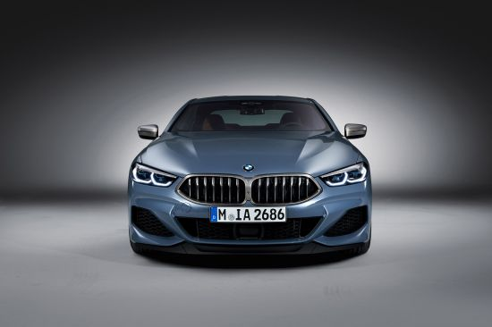 BMW 850i xDrive Coupe