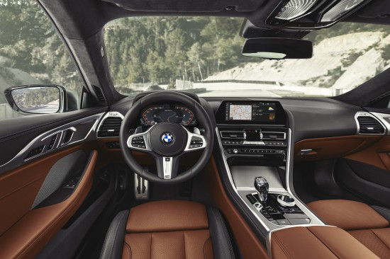 BMW 850i xDrive Coupe