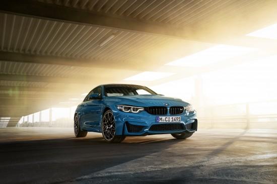 BMW M4 Heritage Edition