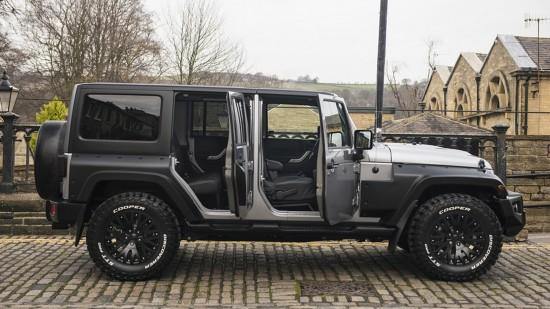 Chelsea Truck Company Military Edition Jeep Wrangler