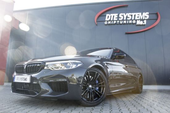 DTE Systems BMW M5 Competition