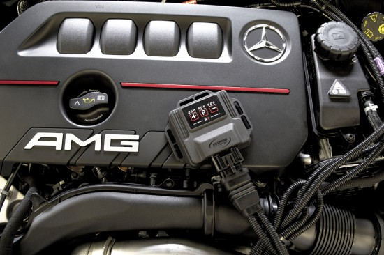 DTE Systems Mercedes-AMG A45