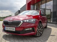 2019 DTE Systems Skoda Scala , 1 of 8