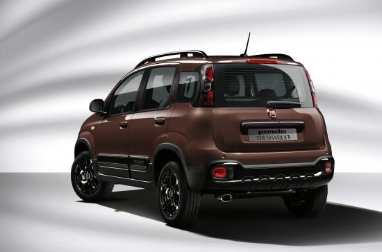 Fiat Panda Trussardi Edition
