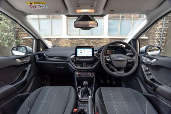 Ford Fiesta Trends
