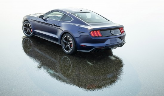 Ford Mustang Kona Blue