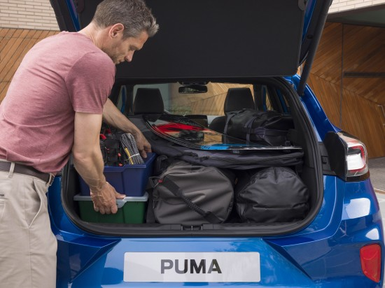 Ford Puma First Edition