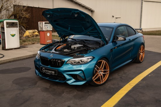 G-POWER BMW M2 F87