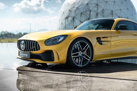 G-POWER Mercedes-AMG GT R