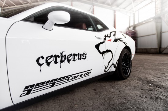 Geigercars.de Dodge Hellcat