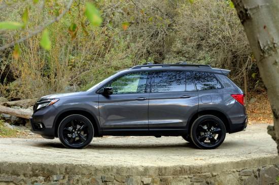 Honda Passport SUV
