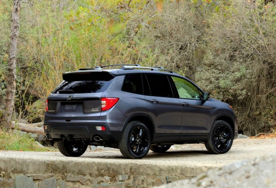 Honda Passport SUV