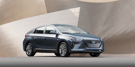 2019 Hyundai Ioniq Plug-In Hybrid