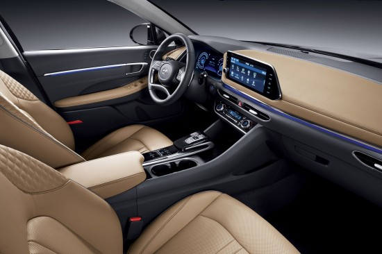 Hyundai Sonata Third Generation Platform