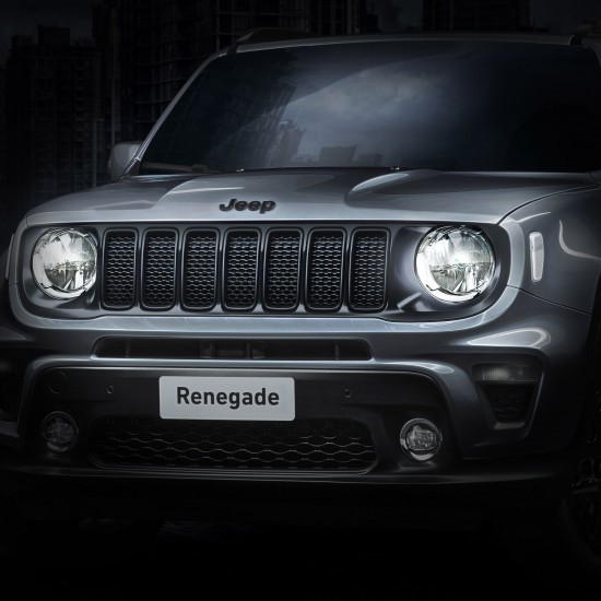 Jeep Compass and Renegade Night Eagle Editions