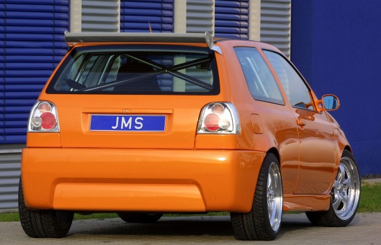 JMS Volkswagen Golf 3 Bodykit