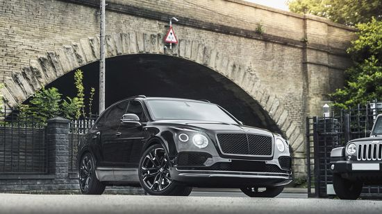 2019 Kahn Design Bentley Bentayga Cemetary Edition