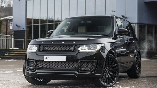 Kahn Design Land Rover Range Rover Santorini Black LE Edition