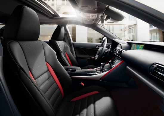 Lexus IS 300 F Sport Black Line Edition