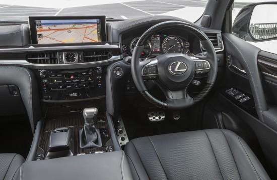 Lexus LX 270 S