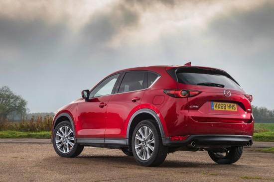 Mazda CX-5 Sport Nav+
