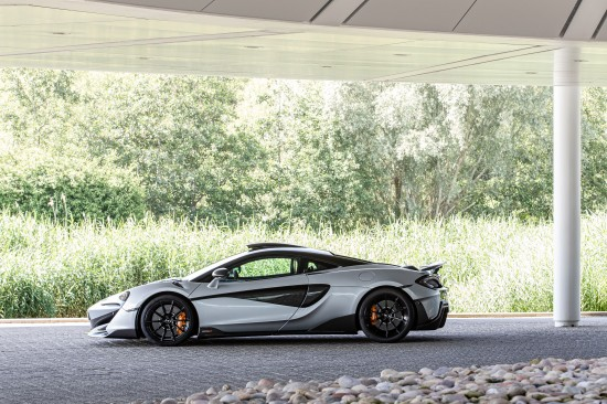 McLaren 600LT 1000th Edition