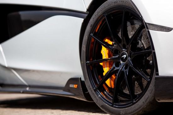 McLaren 600LT 1000th Edition
