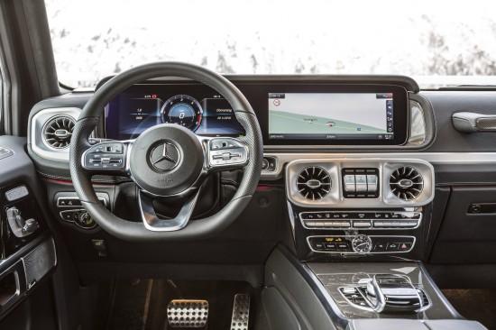 Mercedes-Benz G-350 d