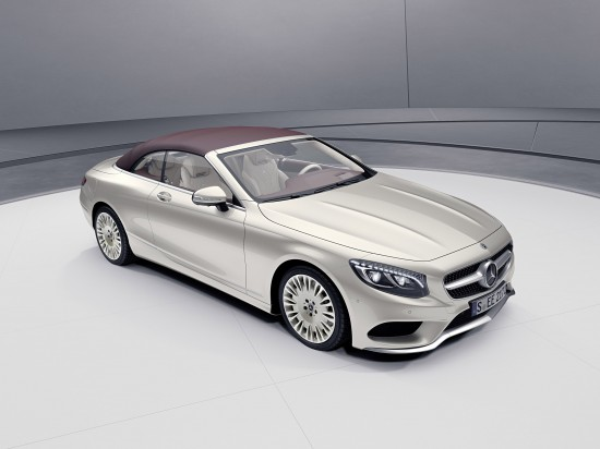 Mercedes-Benz S-Class Exclusive Editions